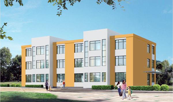 四望学生宿舍楼项目建设工程